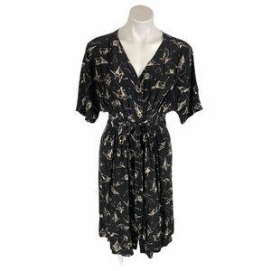 Anthropologie Moulinette Soeurs 8 Many Folds Dress